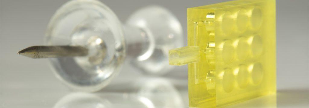 3Dプリントによるマイクロ流体デバイスの設計